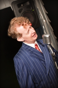 Greg Poppleton is Sydney's only authentic 1920s and 1930s swing and jazz singer