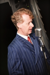 Greg Poppleton, Sydney's only 1920s and 1930s style swing and jazz singer