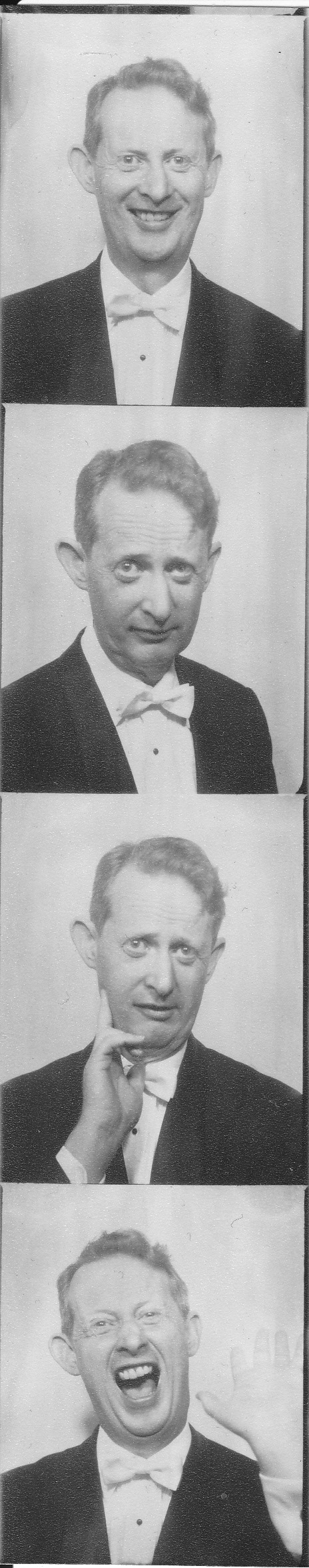 Greg Poppleton - Original Photo Booth Mug Shots Taken At A 1920s Themed Event