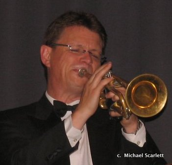 Geoff Power, Trumpet and Musical Director