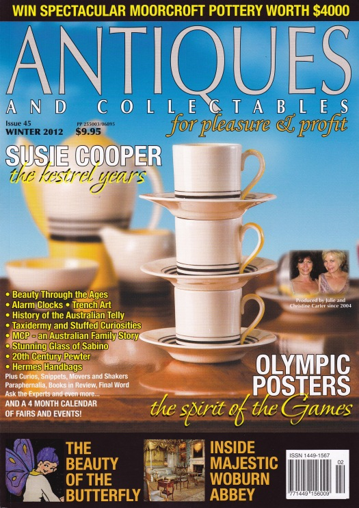 Antiques & Collectibles Magazine