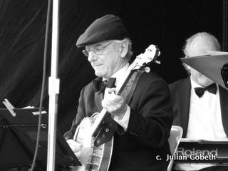 Grahame Conlon 1920s Band Banjo