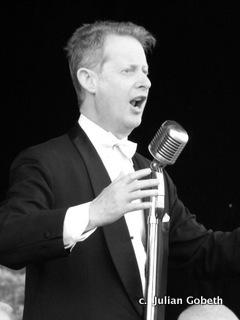 Greg Poppleton 1920s Jazz Singer