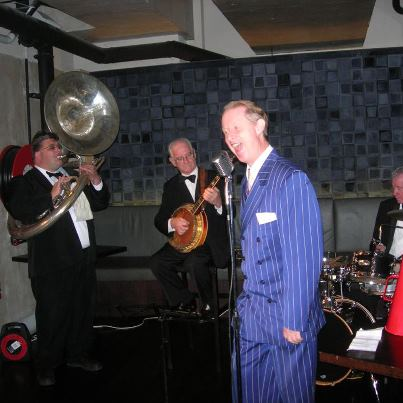 Greg Poppleton & his Bakelite Broadcasters at Concrete Blonde, Fathers' Day 2012