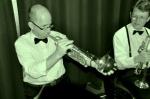 Al Davey, trumpet, The Lounge Bar Lotharios