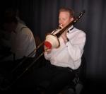 Ben Gurton, trombone, The Lounge Bar Lotharios