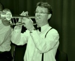 Geoff Power, trumpet and musical director, The LOunge Bar Lotharios