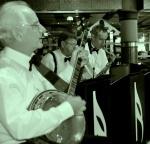 Grahame Conlon, banjo, The Lounge Bar Lotharios