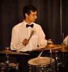 Drums, The Lounge bar Lotharios, Alexander Inman-Hislop