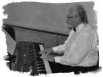 Tony Gardner, piano, The Lounge Bar Lotharios