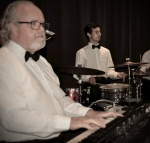 Tony Gardner, piano, Alexander Inman-Hislop, drums, The Lounge Bar Lotharios