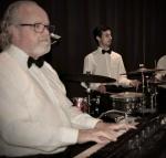 Tony Gardner, piano, Alexander Inman-Hislop, drums, The Lounge Bar Lotharios