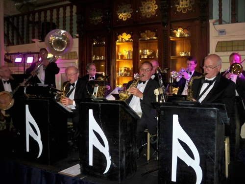 The Lounge Bar Lotharios - Sydney's 1920s Great Gatsby Orchestra at the 2013 Art Deco Ball