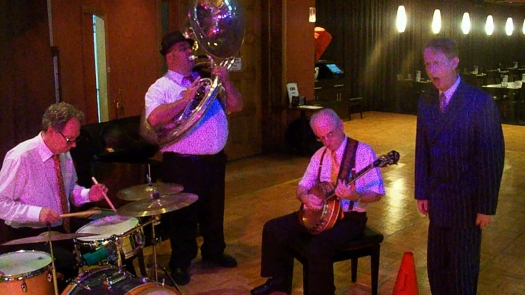 Greg Poppleton and the Bakelite Broadcasters will be at Square Waffle, Friday 15 March