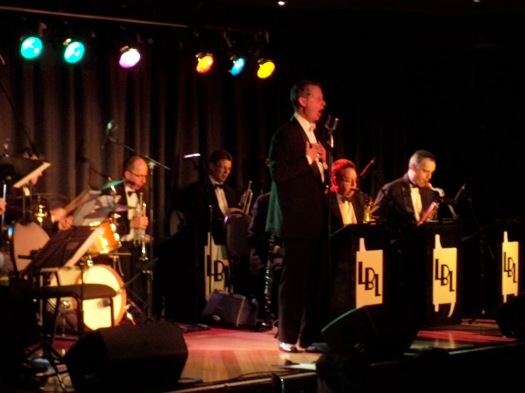 The Lounge Bar Lotharios 1920s Orchestra at The Souther Cross Club, Woden, ACT, 27 June 2013