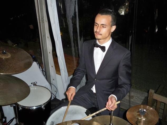 Alex Inman-Hislop, drums