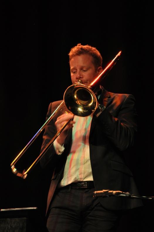 Ben Gurton, trombone