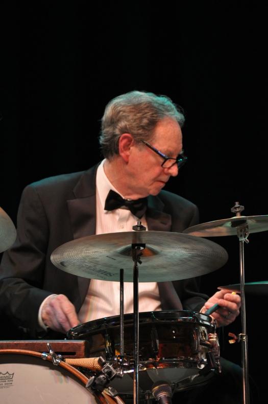 Lawrie Thompson, drums