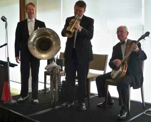 Greg Poppleton and the Bakelite Broadcasters - Club 120th Anniversary Lunch