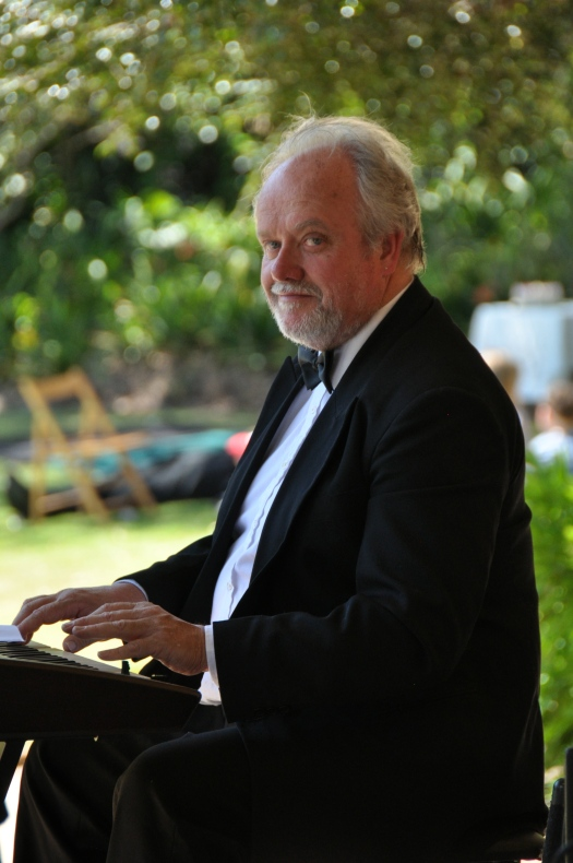 Tony Gardner - pianoforte
