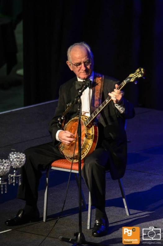 Bakeliter Grahame Conlon, banjo