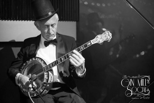 paul banjo solo