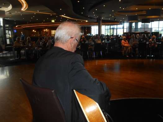 Grahame Conlon plays a guitar solo on 'Avalon'.