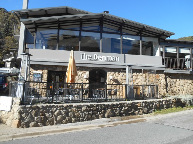 Thank you to the wonderful people at The Denman for putting the band up at Thredbo. The Denman also had The Nairobi Trio in their Apres Bar.