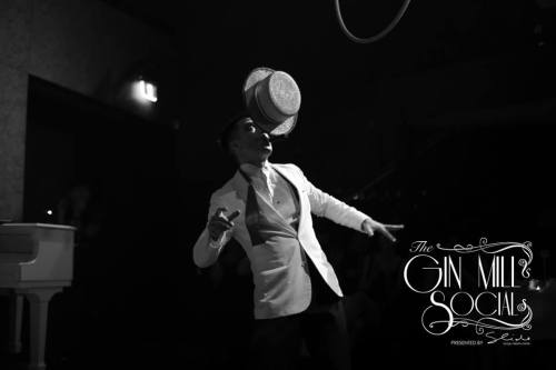 Music, great food, 1920s cocktails, beer on tap, wine and sparkling acts, like the world-touring juggler and entertainer, Mr Gorski.
