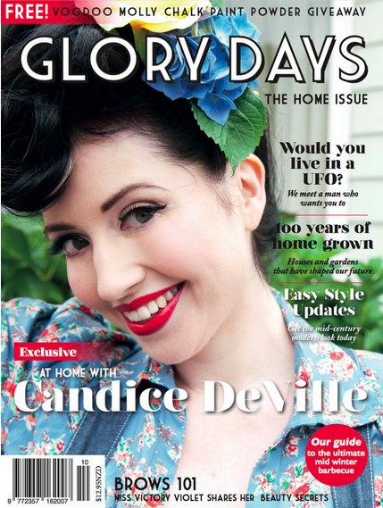 Glory Days Issue 10 on sale now