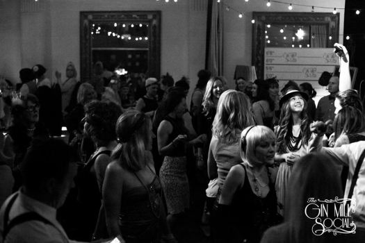 Party time at The Gin Mill Social. The next Gin Mill Social is Friday 11 September.