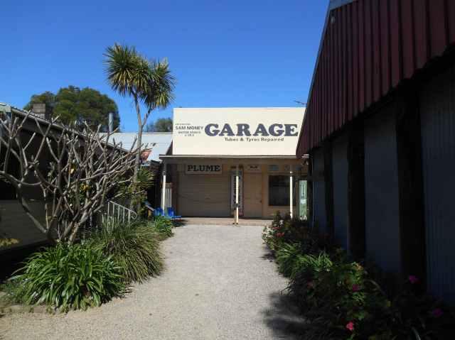 garage fairfield city museum