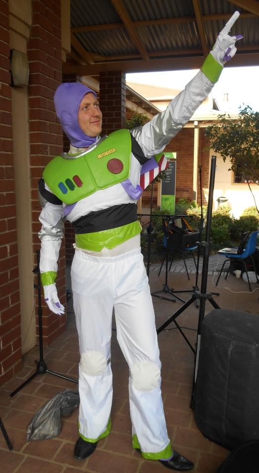 Greg Chilcott Buzz Lightyear