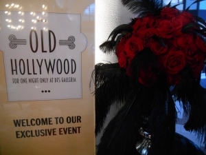 Old Hollywood with Greg Poppleton singing the songs from the 1930s Golden Age of Hollywood.