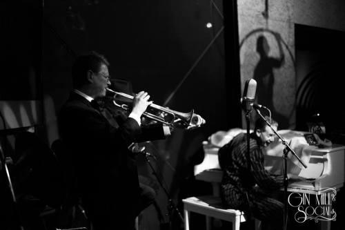 Geoff trumpet Missy silhouette