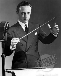 Morton Gould, composer, 1941