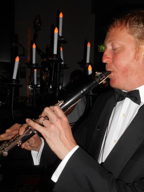 Ben Jones - clarinet