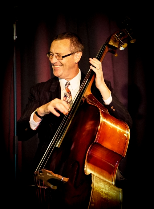 dave clayton swing double bass