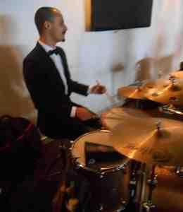 alex jazz drums