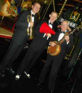Greg Poppleton and the Bakelite Broadcasters 1920s Trio
