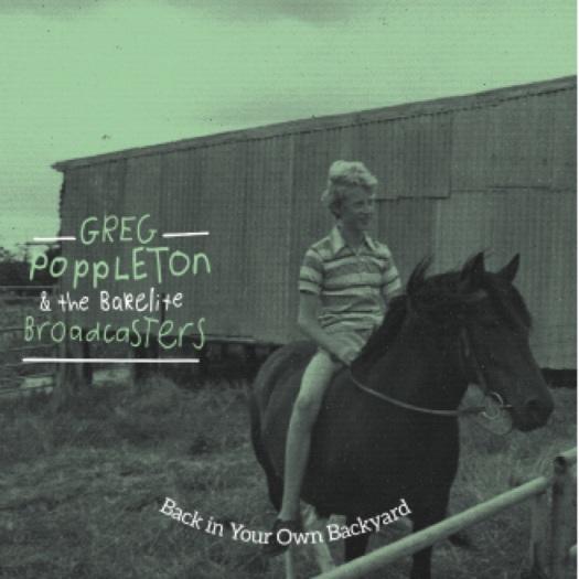 Greg Poppleton album inside sleeve