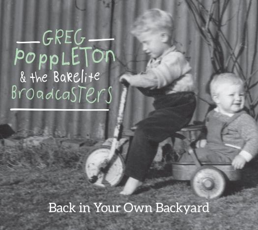 Greg Poppleton album cover