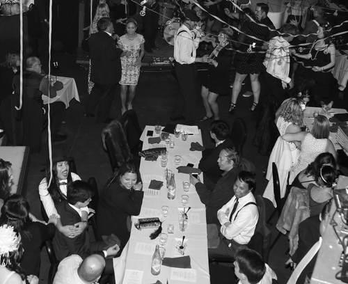 Dancing at the Gin Mill Social