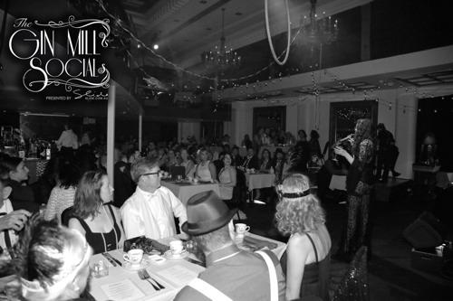Gin Mill Social MC, Lou P. Lou