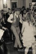 Charleston dancing to Greg Poppleton and the Bakelite Broadcasters