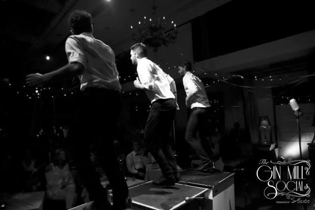 tap-dancers