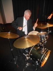Bob Gillespie drums