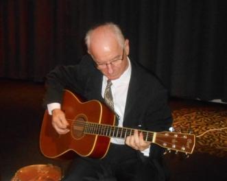 Grahame Conlon guitar