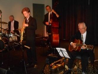 Greg Poppleton 1920s Jazz Quartet