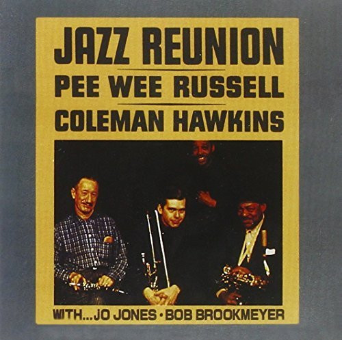 pee wee russell and coleman hawkins